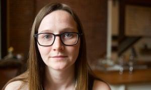 Portland Mercury reporter Kelly Kenoyer, 24.