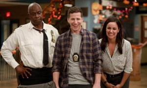 'The best fans in the world' ... Brooklyn Nine-Nine was saved after a massive backlash.
