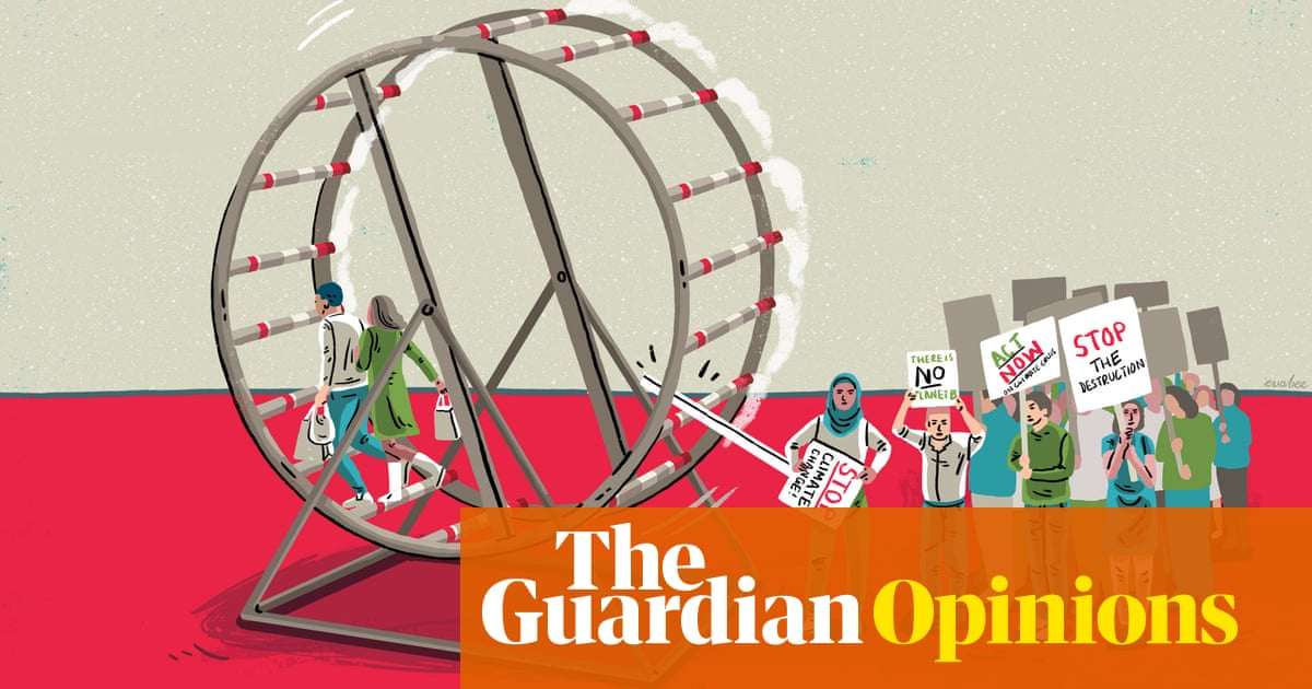 The big polluters' masterstroke was to blame the climate crisis on you and me | George Monbiot