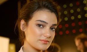 Merve Büyüksaraç was crowned Miss Turkey in 2006.