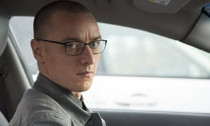 James McAvoy in M Night Shyamalan's Split: 'a return to form'