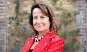 The barrister Helena Kennedy