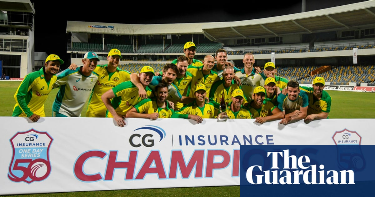 Australia wrap up series with thumping win in final ODI against West Indies