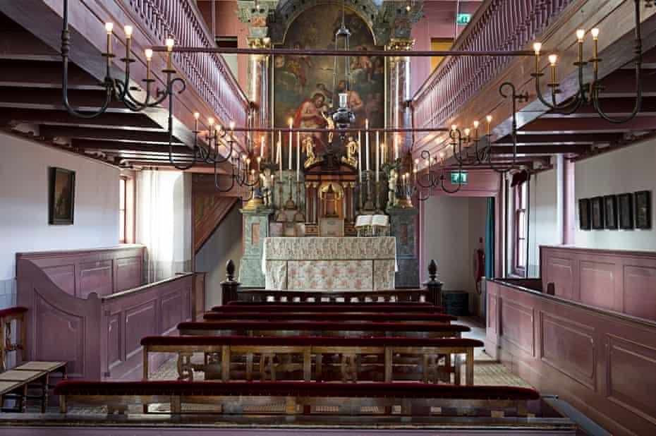 Ons' Lieve Heer op Solder Museum, Amsterdam