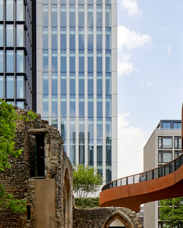 Enjoyable London Wall Place Review A High Walk Back To The Future Pdpeps Interior Chair Design Pdpepsorg