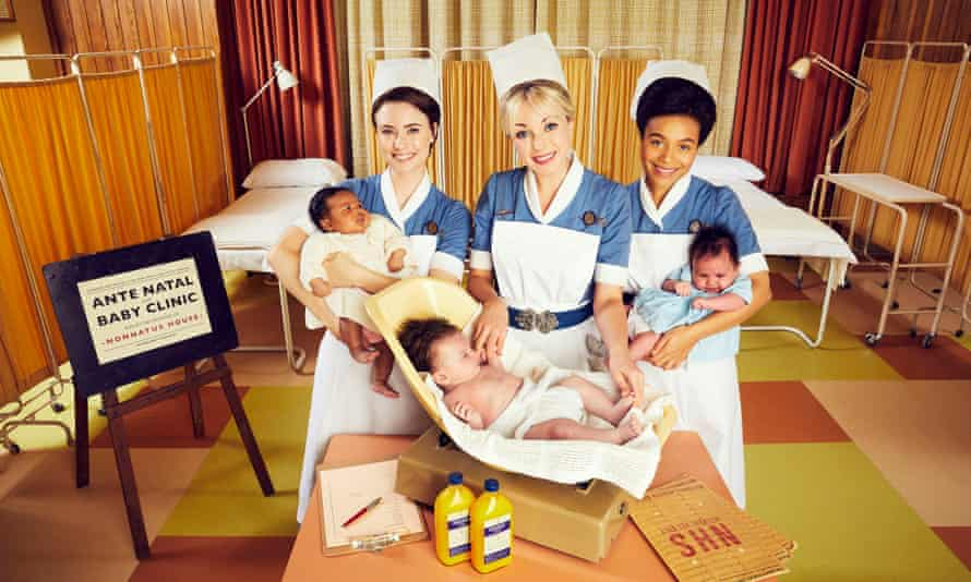 'Intelligent, empathetic, unmissable TV ... Call the Midwife.'