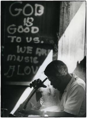 Ambrook Lane, Kingston, Jamaica, circa 1975