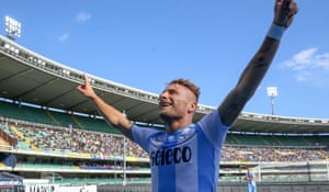 Will in-form Ciro Immobile fire Italy to the World Cup finals?