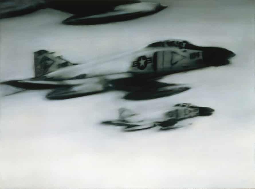 Phantom Interceptors (50), 1964, oil on canvas