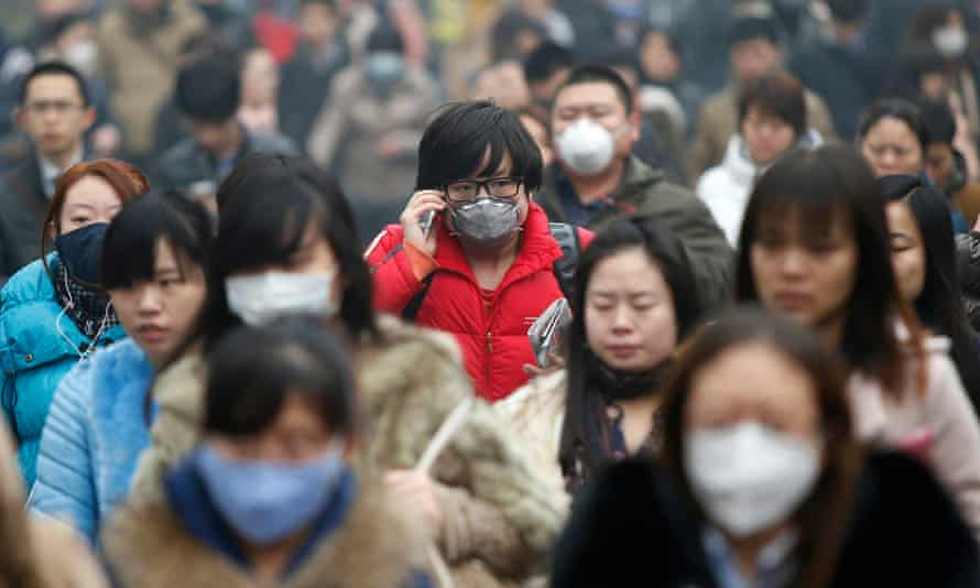 Beijing and 10 other Chinese cities, as well as more than a dozen metropolitan US areas, have announced higher pledges to cut pollution.