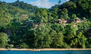 Castara Retreats, Tobago.