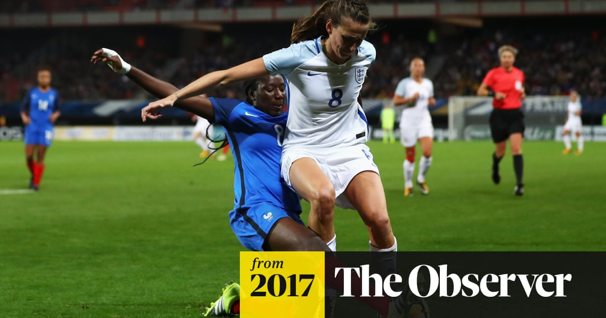 f0fc36ecab63 Jill Scott defies criticism of England players  hugs for Mark Sampson