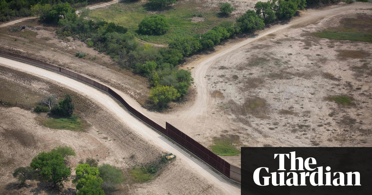 Surveillance society   has technology at the US-Mexico border gone ... 7bacb0bb0da44