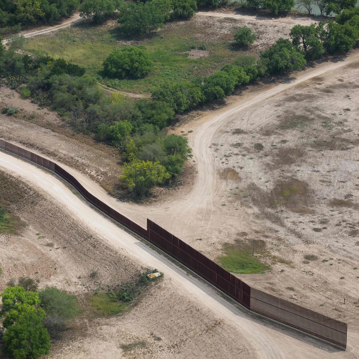 Trump S Border Wall Us Military Is As Unlikely To Pay For It As Mexico Us Mexico Border The Guardian