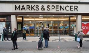 Marks & Spencer in York