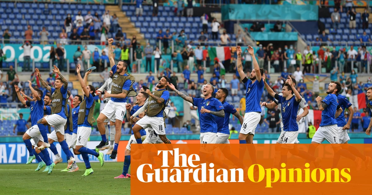 Euro 2020's flying full-backs show risk-free football is not the only path to victory
