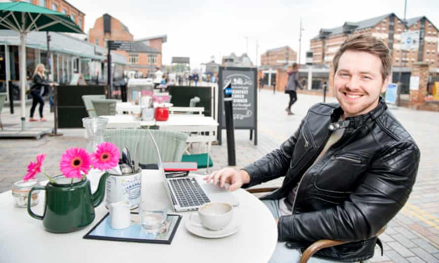 Rich Leigh has introduced a four-day week at his PR company.