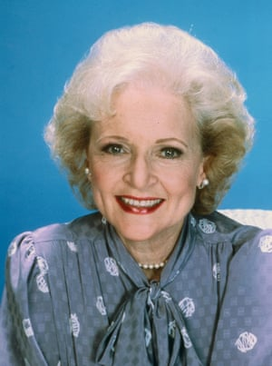 Betty White as Rose Nylund