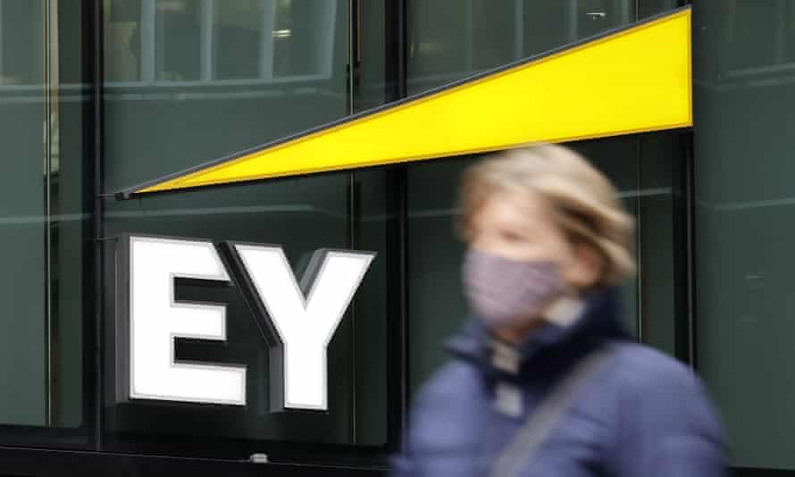 EY offices in London