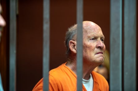 Former police officer Joseph James DeAngelo, who is charged with being the 'Golden State Killer'.