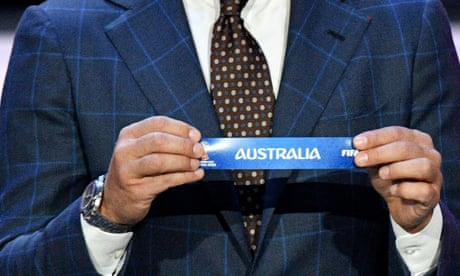 World Cup: Socceroos drawn with France, Denmark and Peru