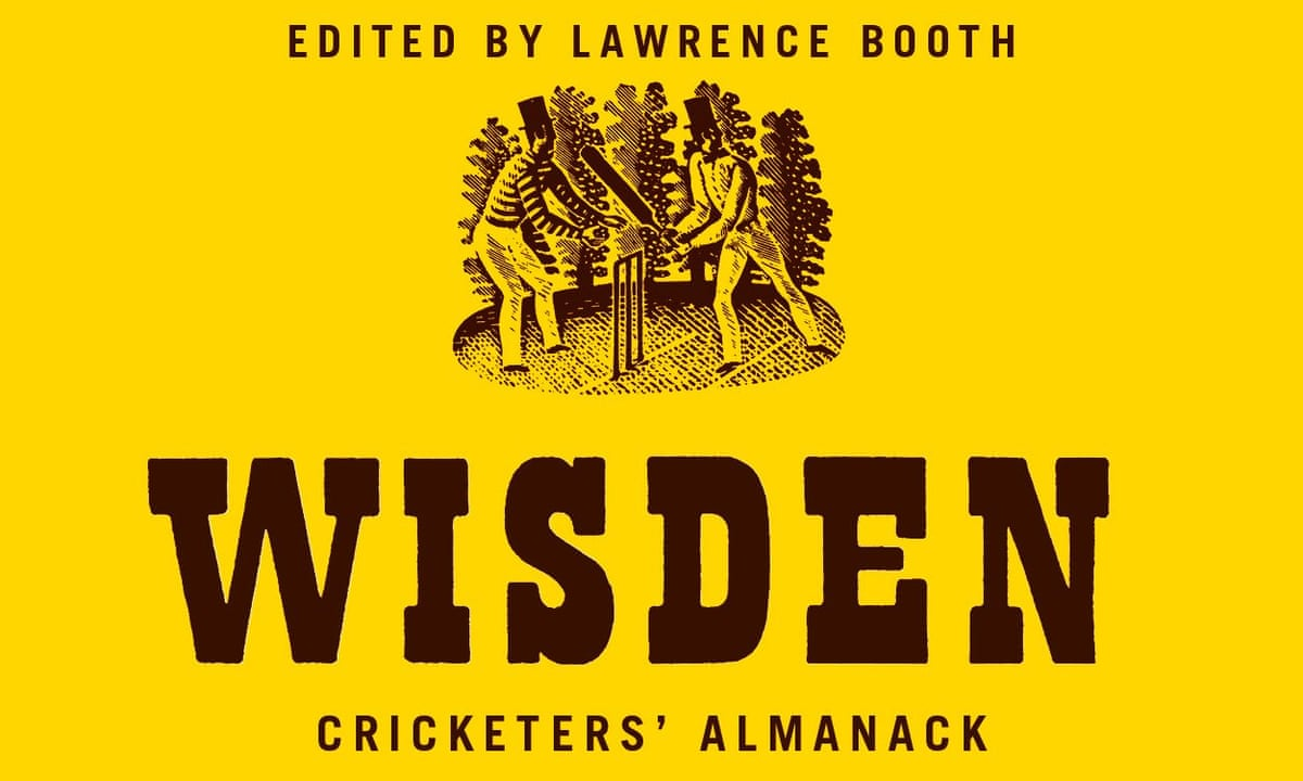 Wisden's 2019 edition is once again a source of delight for cricket lovers  | Vic Marks | Sport | The Guardian