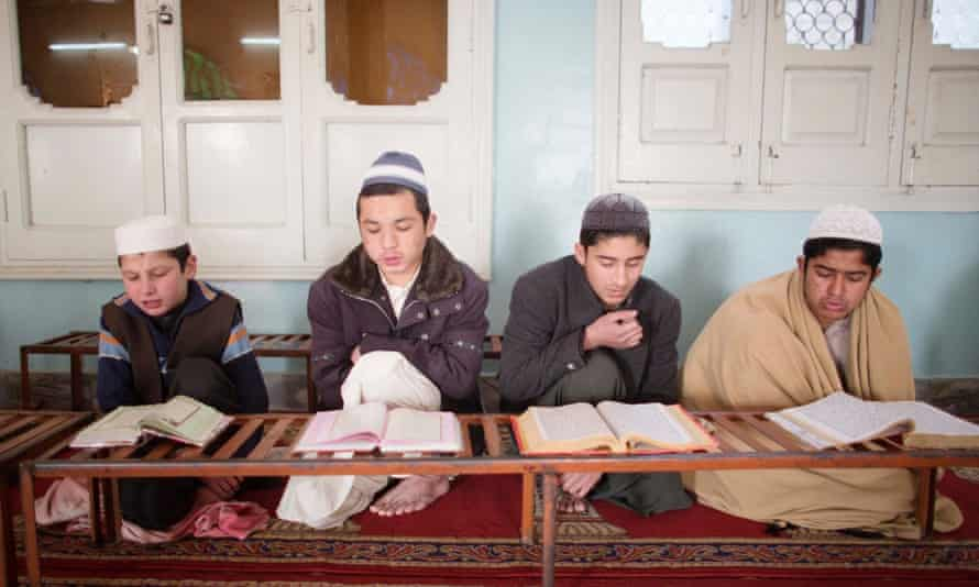 Jamia Gasmia, a militant religious school in Dhodhdr, has pledged allegiance to political party Jamiat Ulama-e-Islam, which has links to the Taliban.