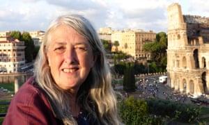 Mary Beard in Rome