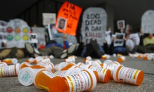 Purdue Pharma is also under fire over its powerful opioid, OxyContin.