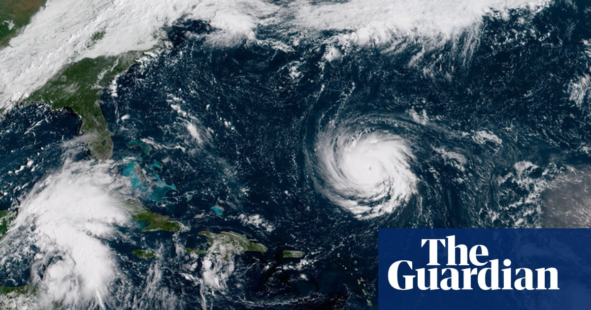 Florence tracker: latest maps show hurricane path and rainfall