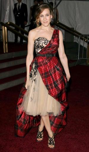 Sarah Jessica Parker, 2006.