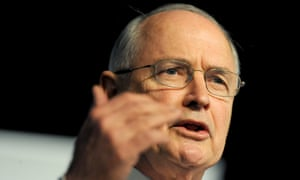 Australian economist Ross Garnaut