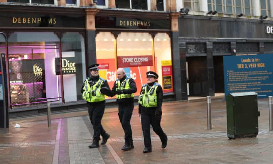 PCSOs in Leeds