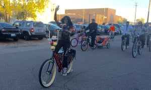Ashia of the D-Town Riders.