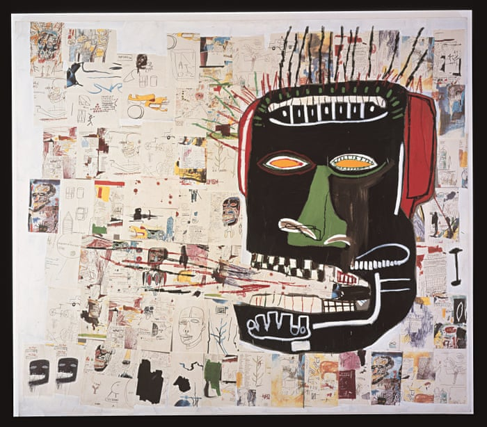 Wealthy Outsider Artist With >> Race Power Money The Art Of Jean Michel Basquiat Art And