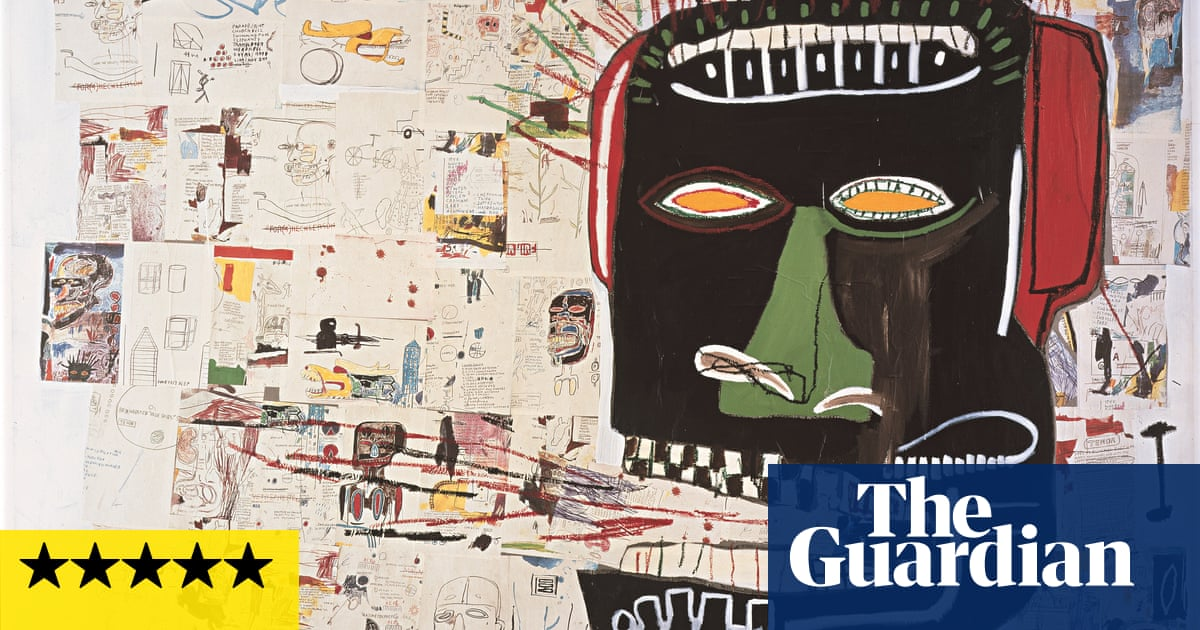 Basquiat review – the hungry chronicler of broken America | Art and ...