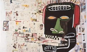 Jean-Michel Basquiat, Glenn, 1985