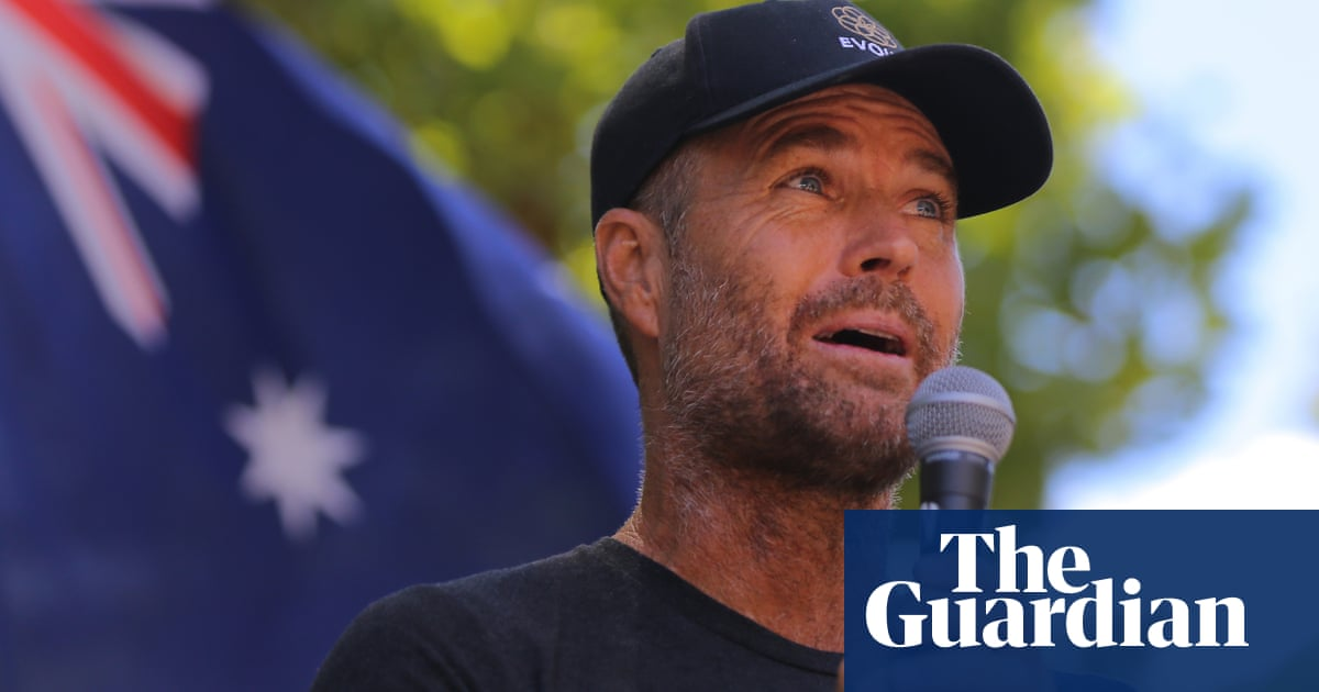 Pete Evans fined $80,000 by health department for alleged unlawful spruiking of devices and medicines