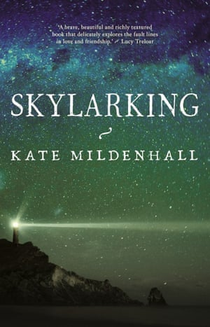 Book cover: Skylarking by Kate Mildenhall