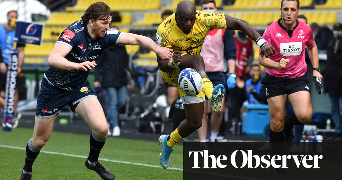La Rochelle outclass Sale to reach their first Champions Cup semi-final