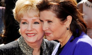 Debbie Reynolds and Carrie Fisher lived on the same property, where they had amassed memorabilia from some of Hollywood's best known films and actors.