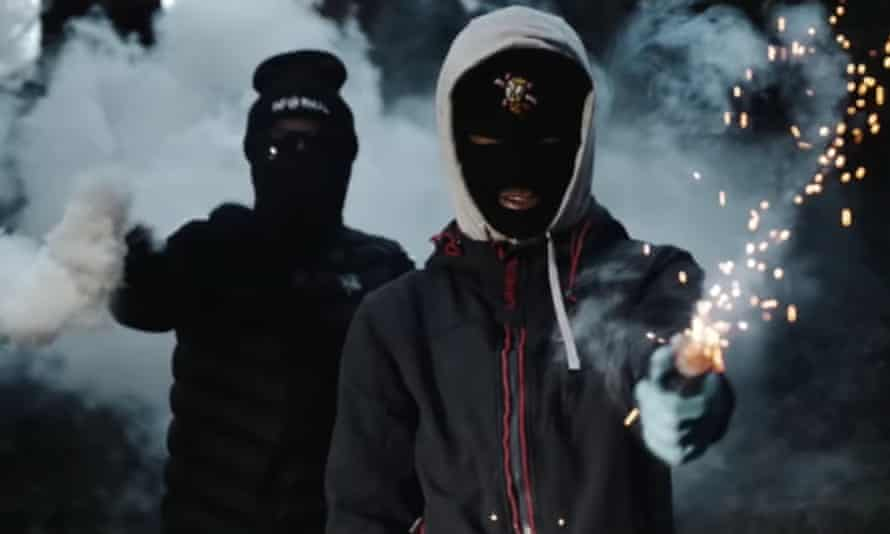 A still from the video of Purge.