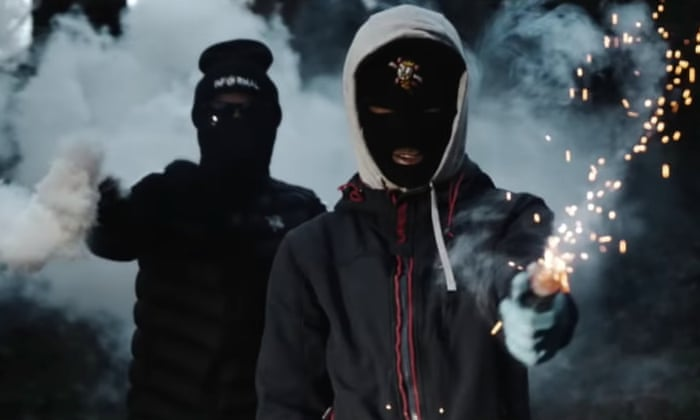 Uk Drill Rappers Ofb No One Helps Us Round Here Music Is The Only Way Rap The Guardian