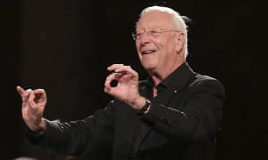 Handel hero … William Christie conducts the Orchestra of the Age of Enlightenment.