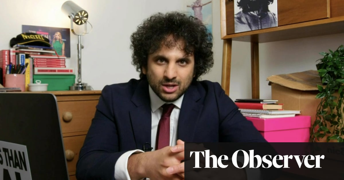 Nish Kumar: BBC must be clear – did it axe The Mash Report in a 'war on woke'?