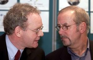 McGuinness meets bloke