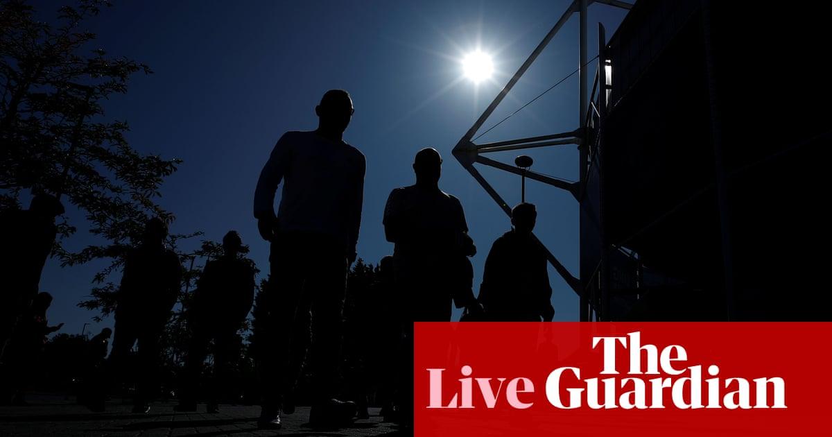 Leicester v Tottenham: Premier League – live!