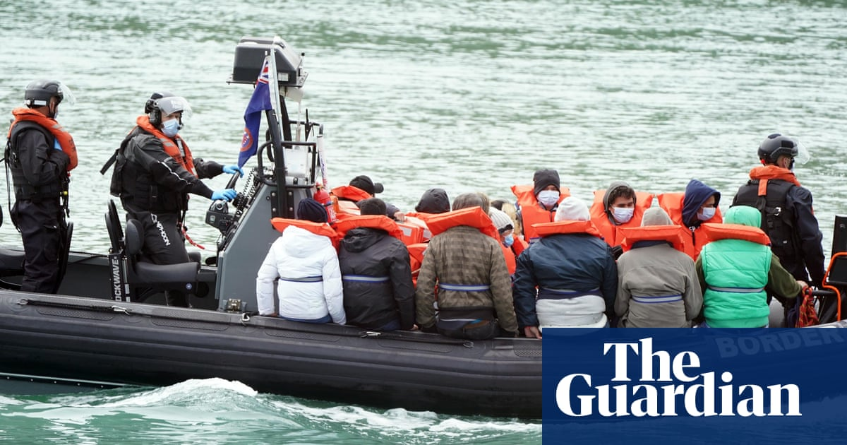 Small boats carrying migrants across Channel hit record levels in May