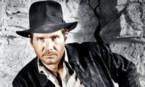 RAIDERS OF THE LOST ARK, Harrison Ford, 1981<br>No Merchandising. Editorial Use Only. No Book Cover Usage  Mandatory Credit: Photo by Courtesy Everett Collection/REX (2055585a)  RAIDERS OF THE LOST ARK, Harrison Ford, 1981  RAIDERS OF THE LOST ARK, Harrison Ford, 1981