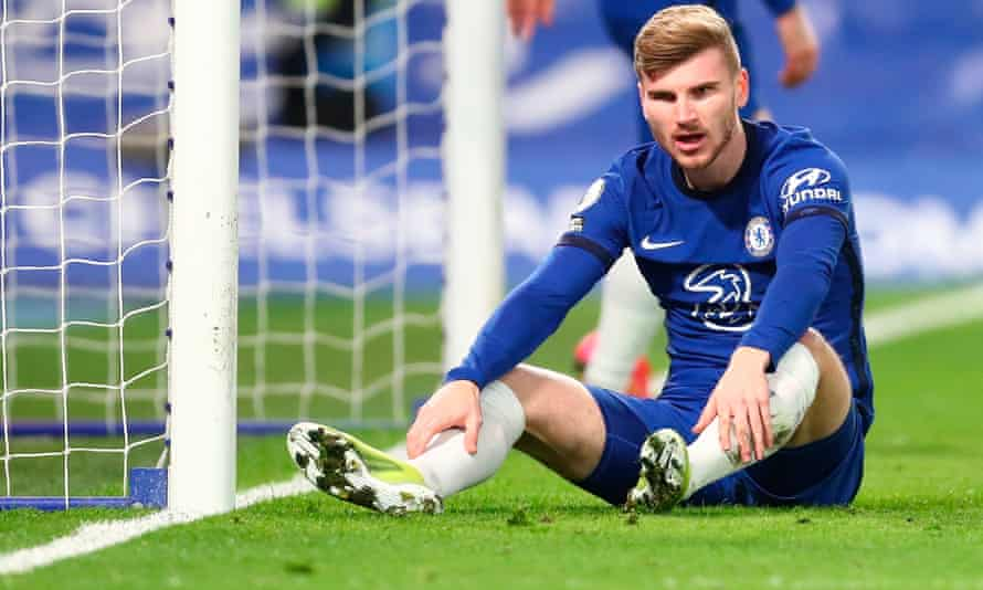 Chelsea's Timo Werner
